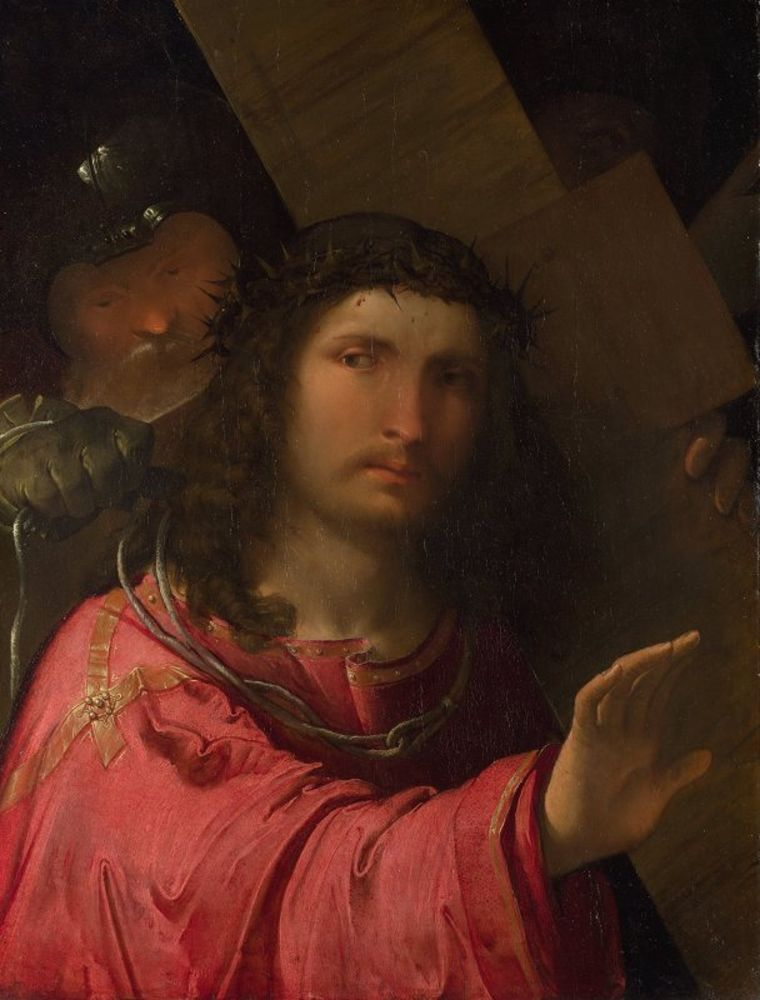 Altobello Melone - Christ carrying the Cross.jpg